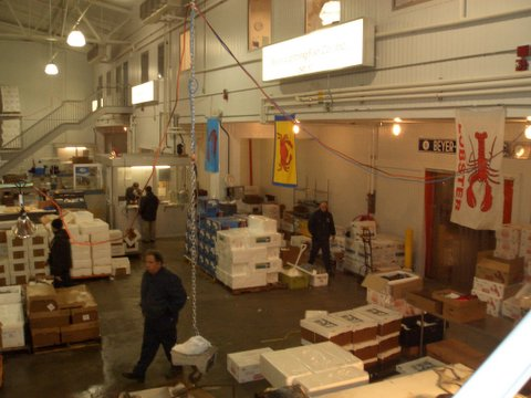 New fulton fish market for Fulton fish market online